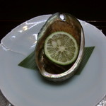 焼津 たち吉 - 料理写真:アワビ