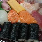 高長寿司 - 料理写真:頼んでおくとつくっておいてくれます 750円