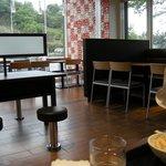 嵐山パーキングエリア(上り)スナックコーナー - 店内