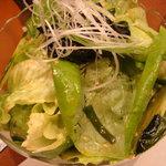 松阪牛炭火焼肉 東海亭 - 東海亭特製サラダ