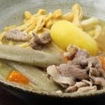 讃岐うどん国太郎 - 料理写真:田舎づくりうどん