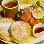 Cafe Rob - PANCAKE LUNCH~パンケーキランチ~ <限定10食!>