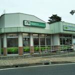 福島松川パーキングエリア(下り) - 外観