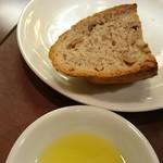 ロルマ アッティーヴァ - 自家製胡桃パン