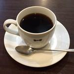 やまもと喫茶 - ホットコーヒー