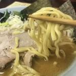 漫天兄弟 - 麺はこんなん(太麺)