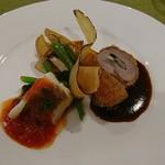 レストラン クレセント - 料理写真:メイン