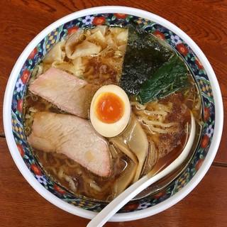 はし軒 - 料理写真: