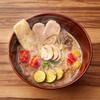 ソラノイロ トンコツ&キノコ - 料理写真: