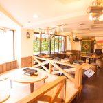 Yaeichi  - 木の温もり溢れる店内でBBQ♪