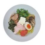 麺や ハレル家 - 明太子バターまぜ麺