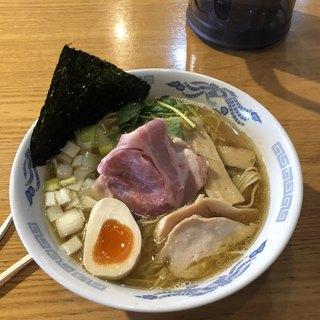寿製麺よしかわ - 料理写真:
