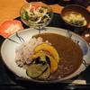 駅前ワインカフェ bar-ba - 料理写真:ばぁばのオリジナルカレー@800