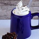 マーファ カフェ - エビアンコーヒーフロート