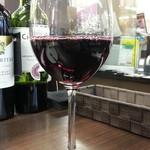 ちょい飲み バー ドン キホーテ - 赤ワインでチラーノ エスペシャル カベルネソーヴィニヨン120円