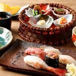 おたる政寿司 - ランチ:港6,490円(税抜)