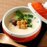 おたる政寿司 - うに入り茶碗蒸し780円(税抜)