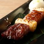 おたる政寿司 - ねぎま串焼き1500(税抜)