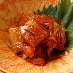 おたる政寿司 - 松前漬け550円(税抜)