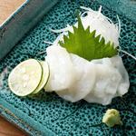 おたる政寿司 - 活水たこ刺し1380円(税抜)