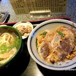 京栄 - 他人丼&うどん 900円
