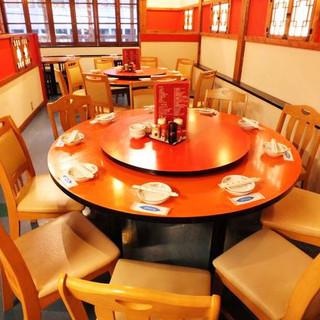 古民家風の中華料理屋◎