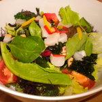 魚寅 - シーフードサラダ