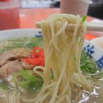 84370178 - 博多伝統ストレート細麺