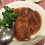 獅門酒楼 - 「豚ばら肉の角煮」