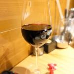 焼肉ホルモンブンゴ - 赤ワイン