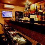 さくら酒食堂 - カウンター