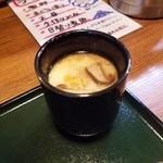 富来助 - 定食の茶碗蒸し