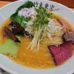 竹末東京Premium - 鶏そば(850円)