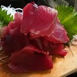 かわなみ鮨 - 鰹刺身