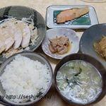 民宿たんぽぽ - 朝食
