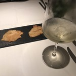 カンブーザ - スパークリングと焼き菓子
