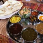 インド料理パンジャブ - パンジャブセット