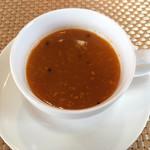 インド料理パンジャブ - スープ