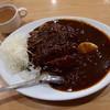 キッチンヨッチ - 料理写真:カツカレー(750円)
