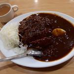 キッチンヨッチ - カツカレー(750円)