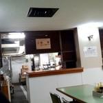 旭川市役所 地下食堂 - 配膳口