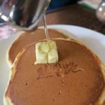 熊野路 - 料理写真:和蜜をかけて~