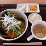Kinemakan - 網走ザンギ丼