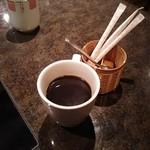 舞桜 - ドリンク写真:食後のコーヒー