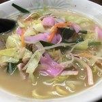 キリン亭 - 料理写真:チャンポン