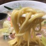 キリン亭 - チャンポン 麺リフト