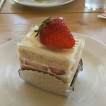 風工房 - イチゴのショートケーキ