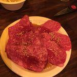 セルフ焼肉専門 焼肉じょんじょん - イチボ・ランプ