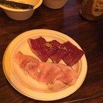 セルフ焼肉専門 焼肉じょんじょん - ハツ・豚なんこつ