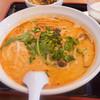 バーンサイアム - 料理写真:トムヤムクンラーメン